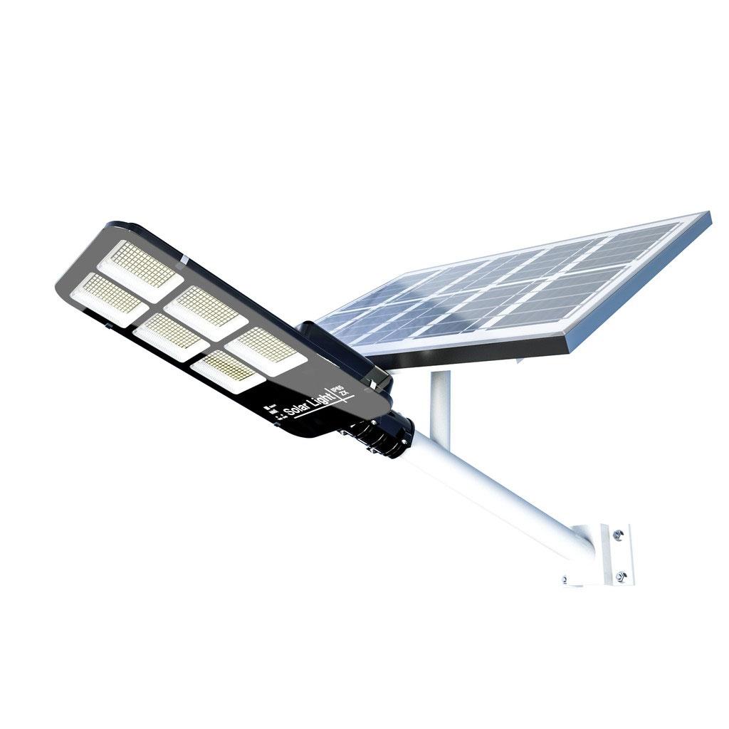 Đèn đường năng lượng 150w 6 dãy bóng