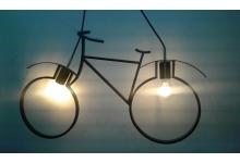 đèn thả xe đạp