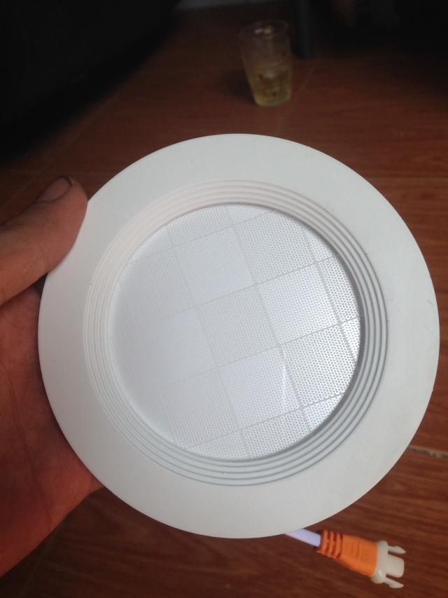 led âm trần caro 3D cao cap 6w